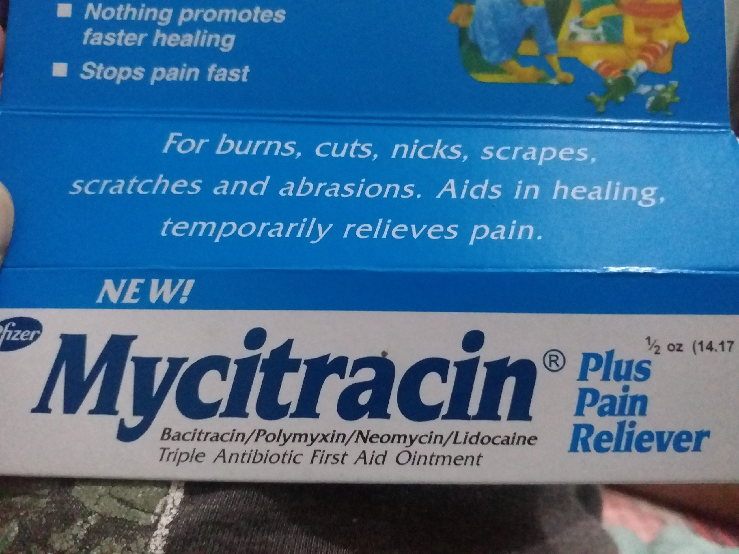 Mycitracin Cream